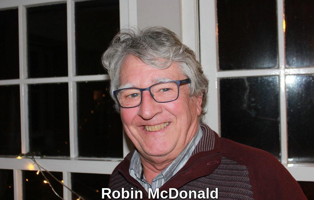 Robin McDonald