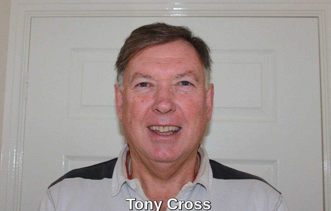 Tony Cross